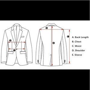 Measuring Women Blazers, Coats, Jackets & Kimonos